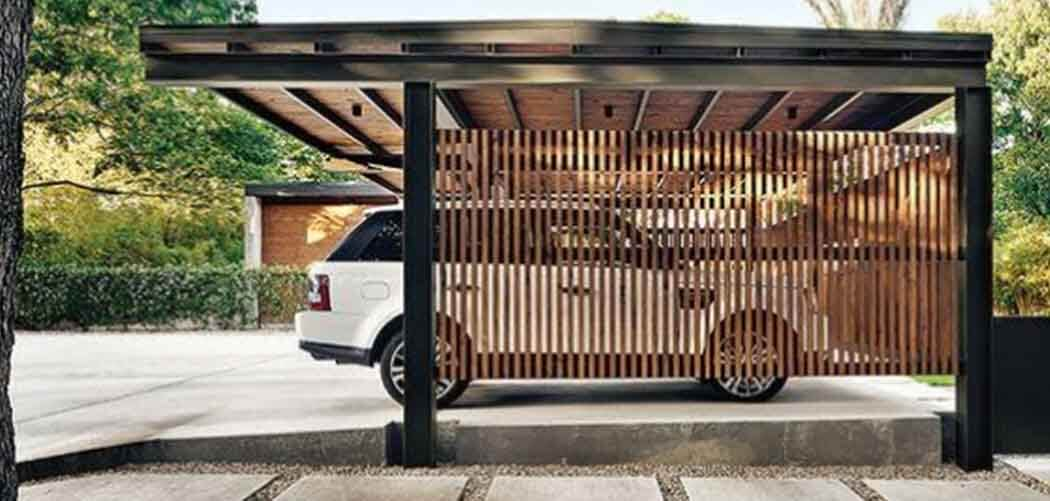 DIY Tips to Make a Beautiful Parking Space at Your Home